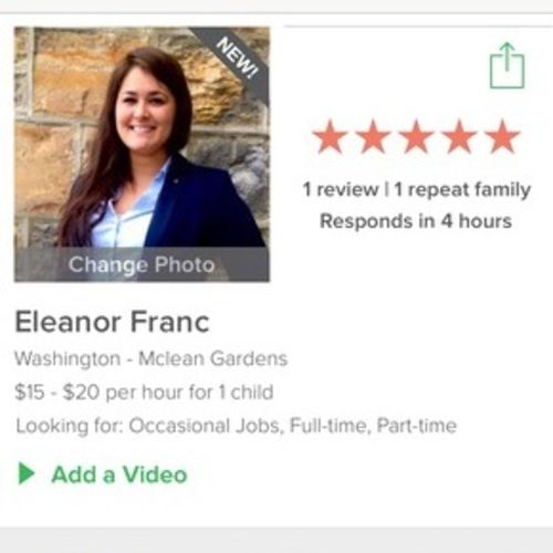 House Sitter Provider Eleanor F Gallery Image 1