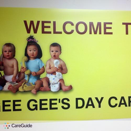 Child Care Provider Geazell Garland's Profile Picture