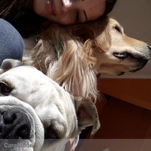 Pet Care Provider Cristiane C's Profile Picture