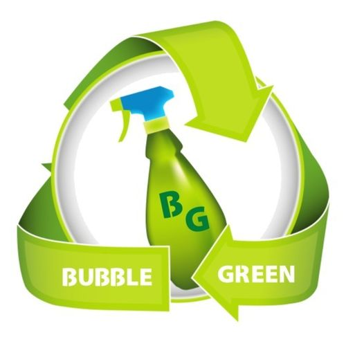 Housekeeper Provider Bubble Green Cleaner Services Gallery Image 2