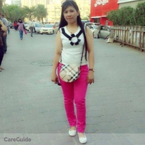 Canadian Nanny Provider Vivian G's Profile Picture