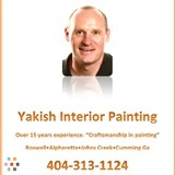 Painter in Roswell