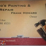 Painter in Cincinnati