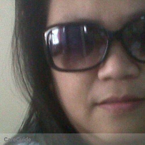 Canadian Nanny Provider Arlene Dela Cruz's Profile Picture