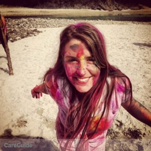 Canadian Nanny Provider Jalene P's Profile Picture