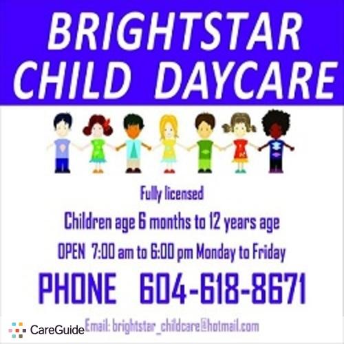 Child Care Provider Jyoti T's Profile Picture