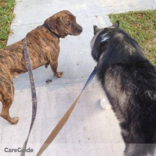 Pet Care Provider Sylvia Biondi's Profile Picture