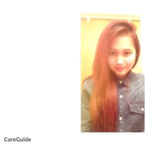 Canadian Nanny Provider Jasmine Tolentino's Profile Picture