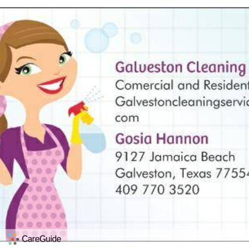 Galveston Cleaning Services
