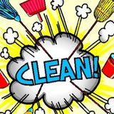 We provide housecleaning and housekeeping