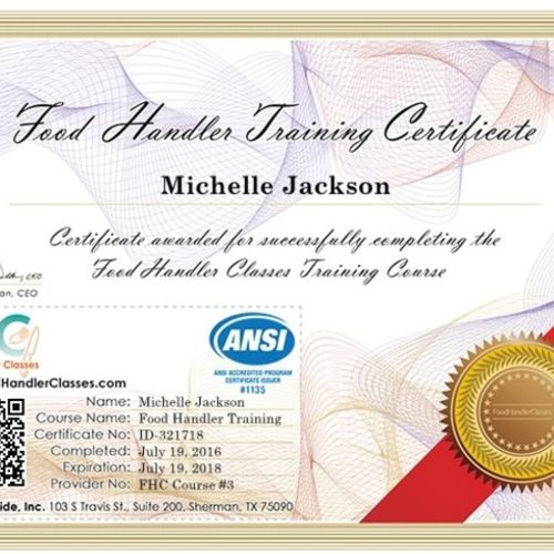 Housekeeper Provider Michelle Jackson Gallery Image 2