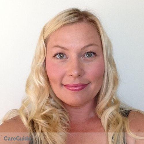 Canadian Nanny Provider Andrea Larsen's Profile Picture
