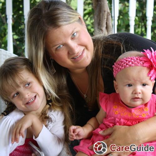 Child Care Job April C's Profile Picture