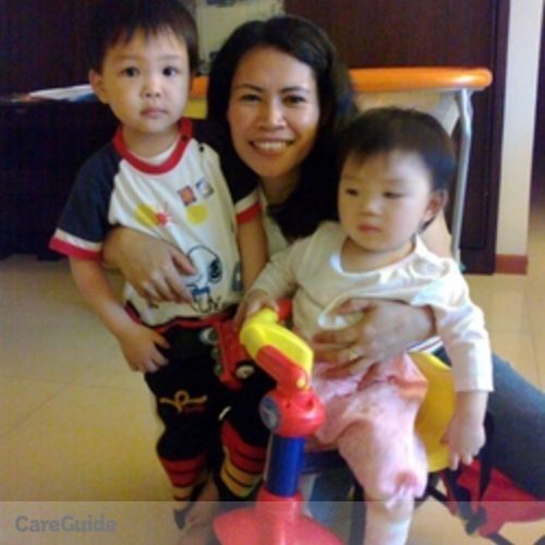 Canadian Nanny Provider Maricel Planas's Profile Picture