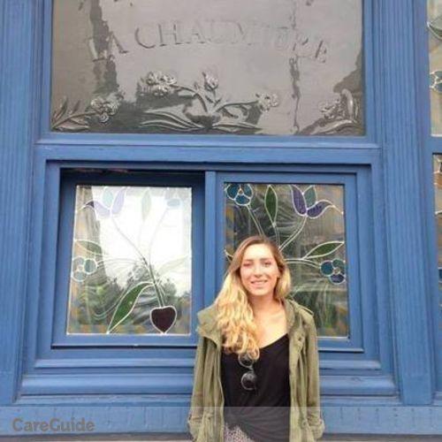 Canadian Nanny Provider Jenna Green's Profile Picture