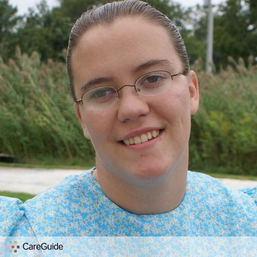 Child Care Provider Destiny Bear's Profile Picture