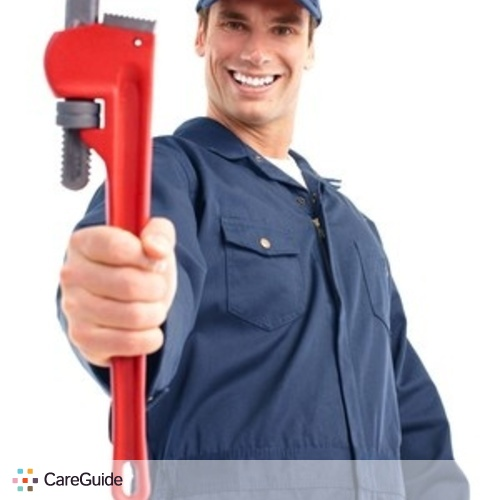 Plumber Provider Mike Ethestrand's Profile Picture