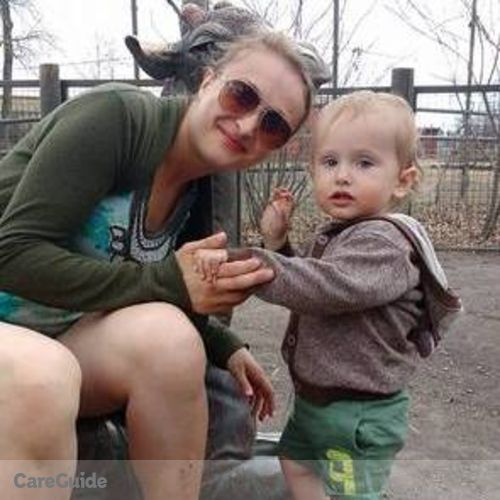 Canadian Nanny Provider Erica German's Profile Picture