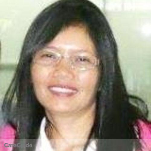 Canadian Nanny Provider Ester Camajen's Profile Picture