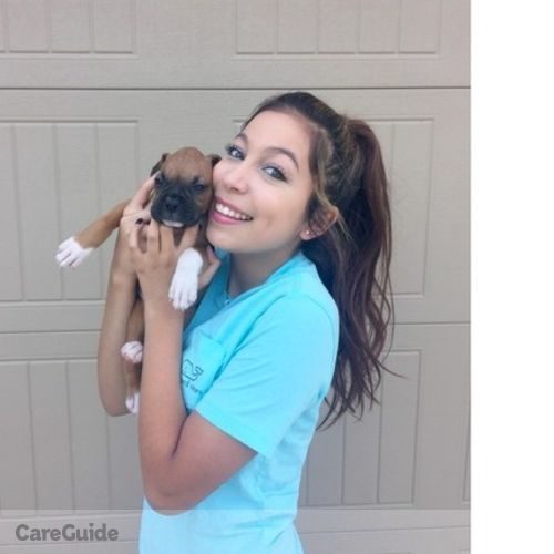Pet Care Provider Jackie Delgado's Profile Picture