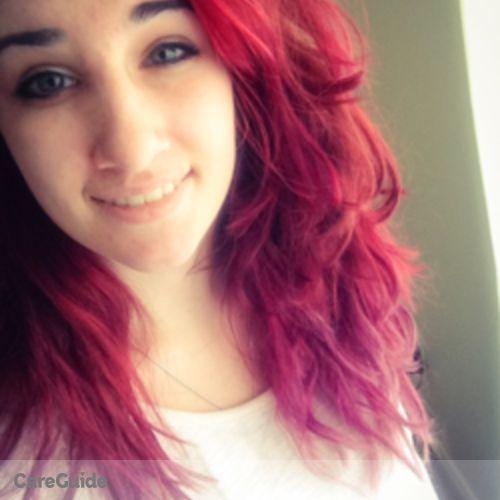 Canadian Nanny Provider Francesca Leclerc's Profile Picture