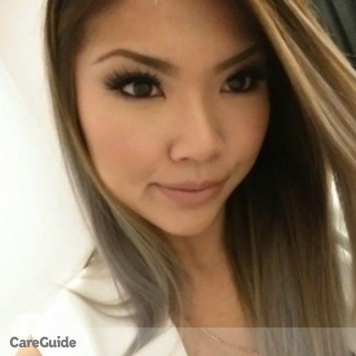Canadian Nanny Provider Annie Tao's Profile Picture