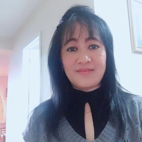 Elder Care Provider Maria Teresa U's Profile Picture