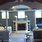 Painting counter tops and residencial and comercial painting