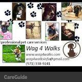 Dog Walker, Pet Sitter in Alexandria