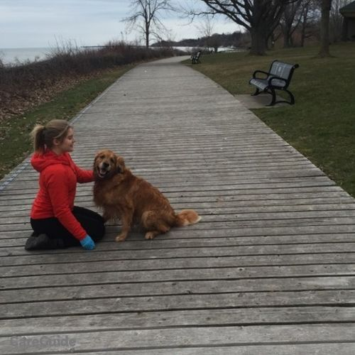 Pet Care Provider Emily Jones's Profile Picture