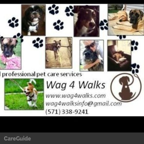 Pet Care Provider Jackie B's Profile Picture