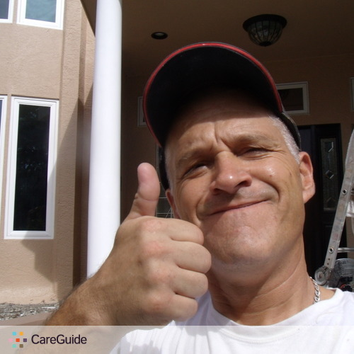 Painter Provider Fred Emery's Profile Picture