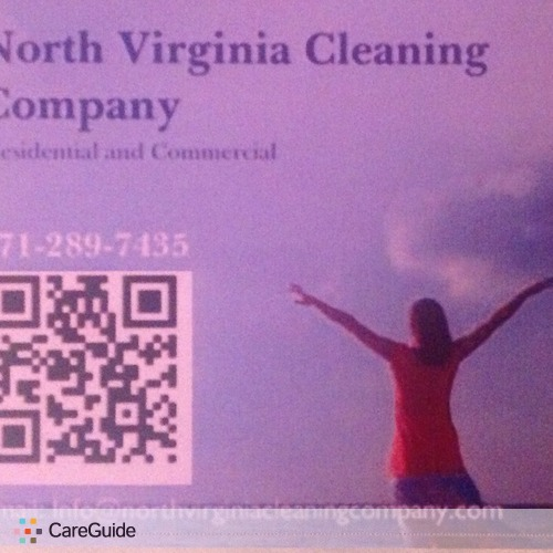 Housekeeper Provider North Virginia Cleaning Company's Profile Picture