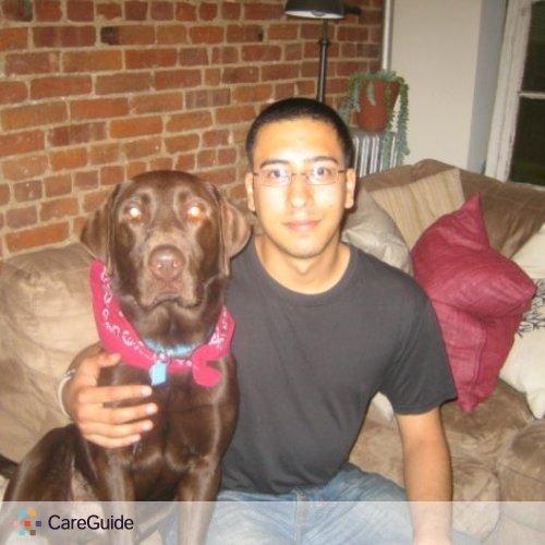 Pet Care Provider Leonard Martin's Profile Picture