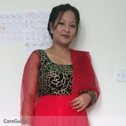 Canadian Nanny Provider Suja S's Profile Picture