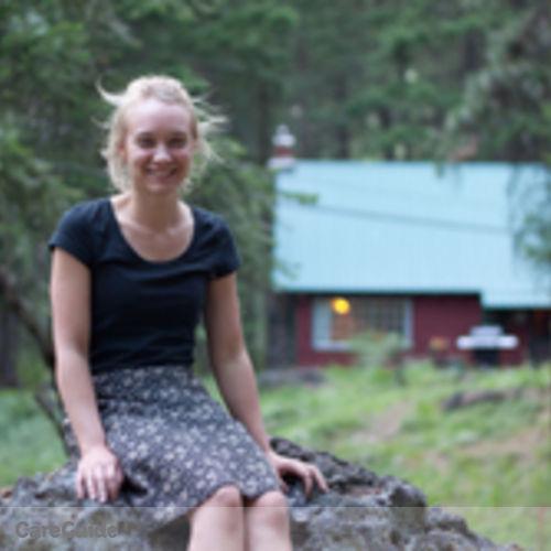 Canadian Nanny Provider Jenneka Szmiett's Profile Picture