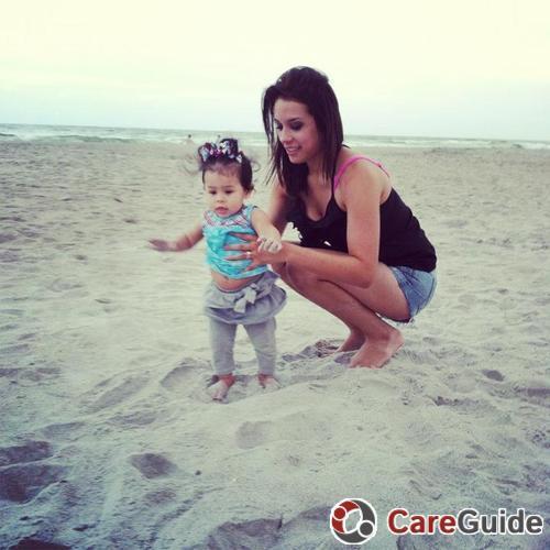 Child Care Provider Jasmine T's Profile Picture