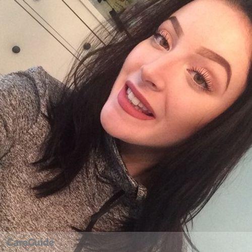 Canadian Nanny Provider Olivia Fisico's Profile Picture