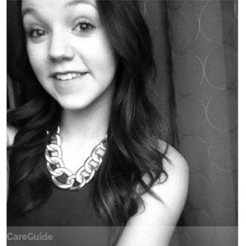 Canadian Nanny Provider Emily Sieben's Profile Picture