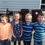 Daycare Offered in Danville at my home. I have reliable van. I also have 3-6yr-old & 5 yr old We teach Manors &; respect.