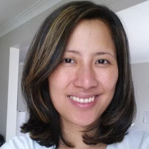 Child Care Job Rachel Tuason's Profile Picture