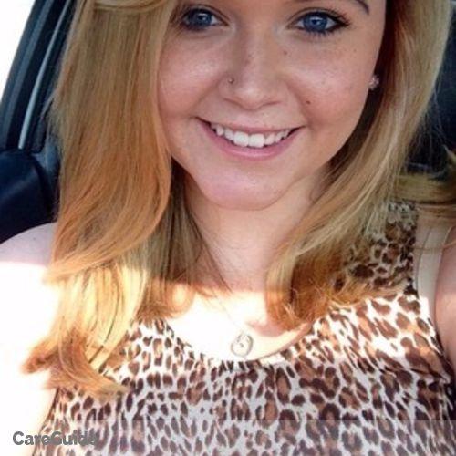 Child Care Provider Alexis E's Profile Picture
