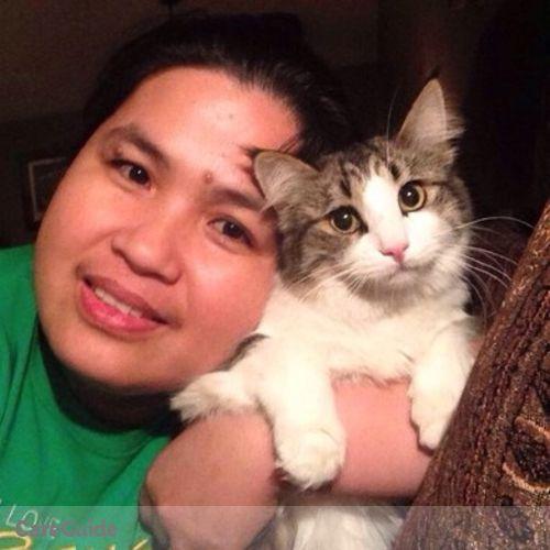 Canadian Nanny Provider Cresita Ayuban's Profile Picture