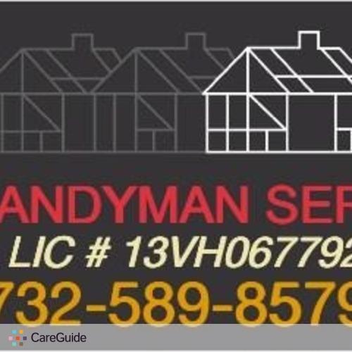 Handyman Provider Joe A's Profile Picture