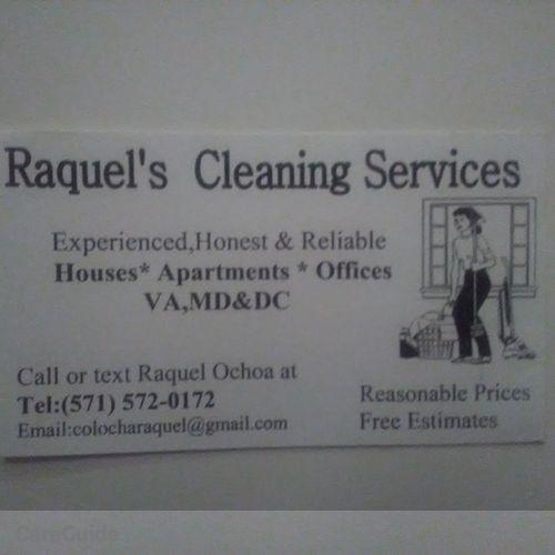 Housekeeper Provider Raquel Ochoa's Profile Picture