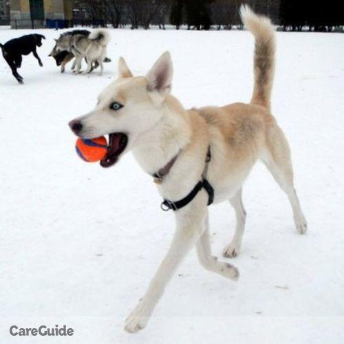 Pet Care Provider Verity Eaton's Profile Picture