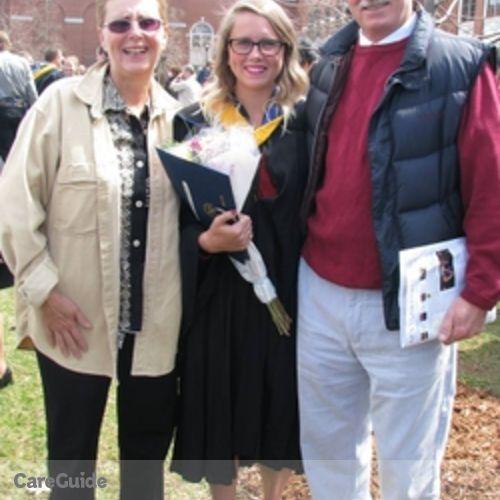 Canadian Nanny Provider Michelle Mcpherson's Profile Picture