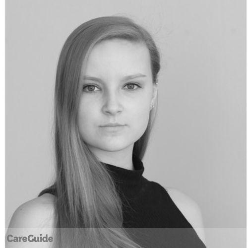 Canadian Nanny Provider Daria Strelnikova's Profile Picture