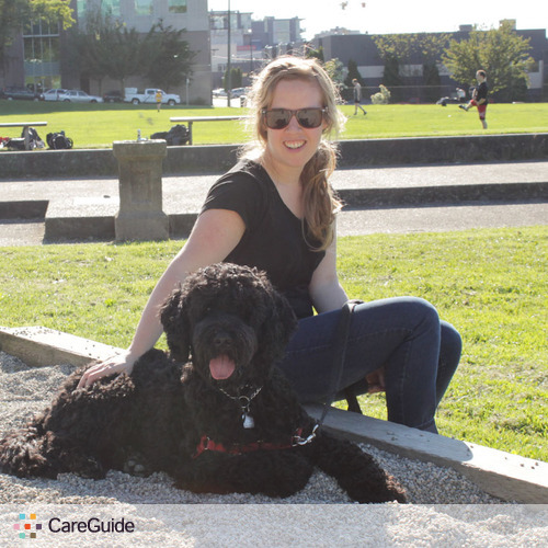 Pet Care Provider Krista Bircham's Profile Picture