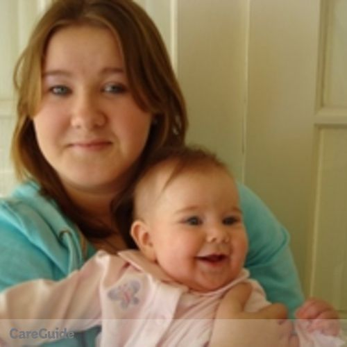 Canadian Nanny Provider Katie Dey's Profile Picture